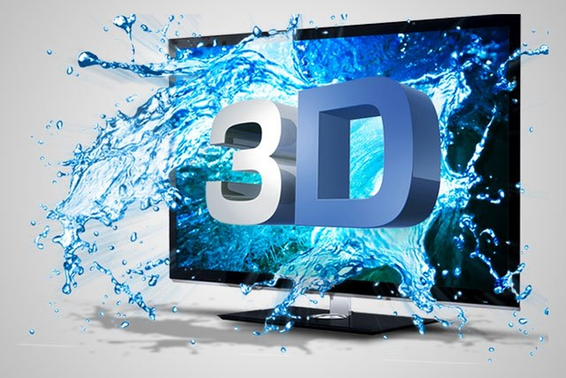 Why i have to buy a 3D TV when i change my TV?