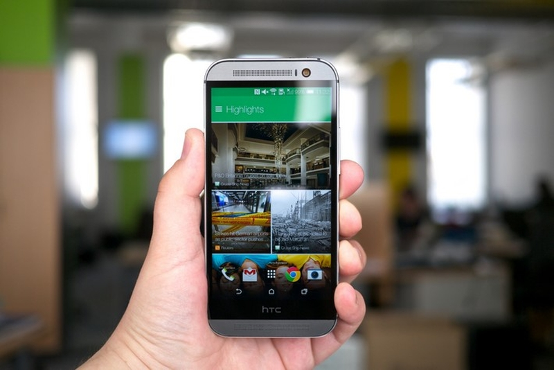 Check out the HTC ONE (M8)'S  PRESENTATION!