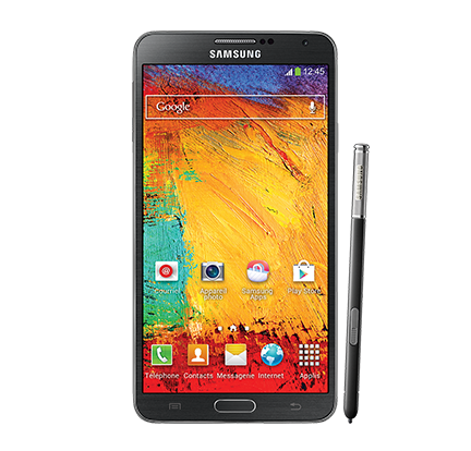 Samsung GALAXY Note 3MC : Elegance and performance