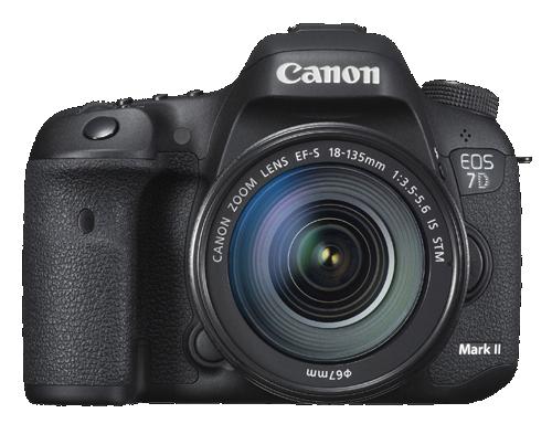 Canon-7D-Mark-II cameras