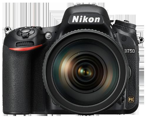 Nikon D750 cameras