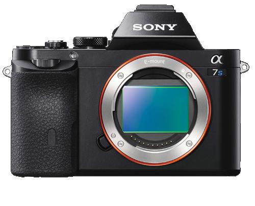 Sony-A7s camera