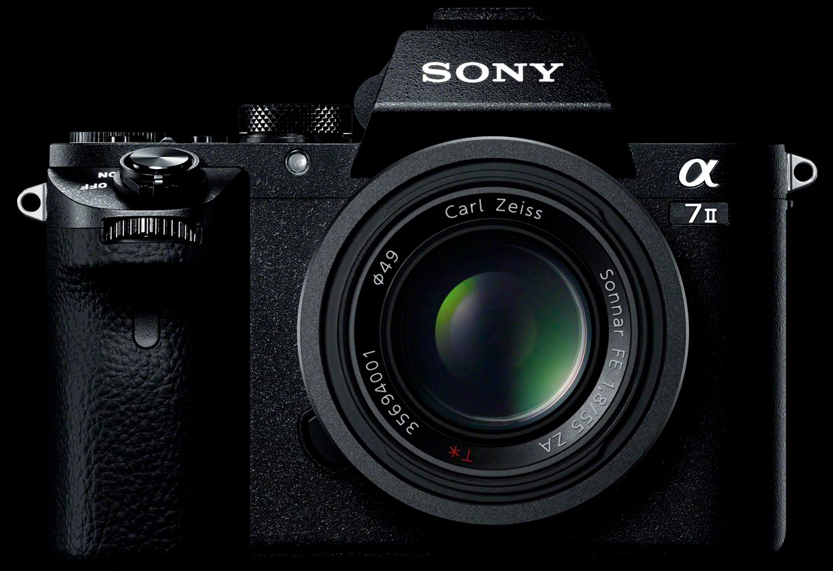 About sony alpha 7 ii