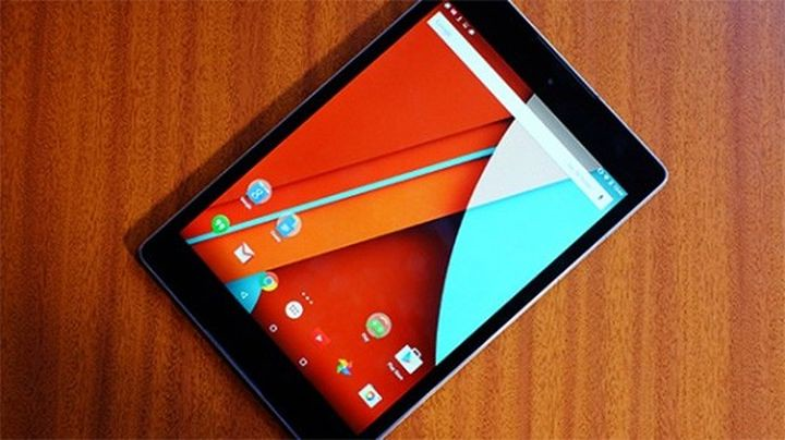 Google Nexus 8 tablet