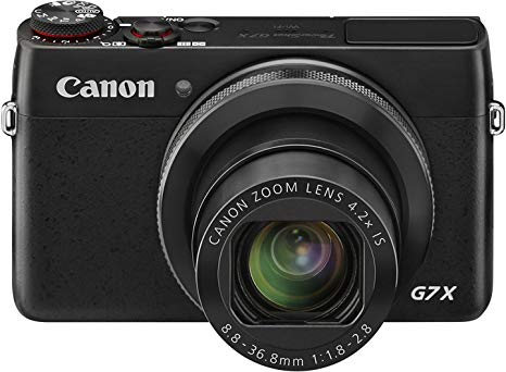 Canon PowerShot G7 X Camera of The Year