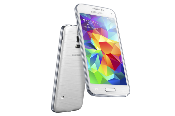 The smartphone Samsung Galaxy S5 Prime