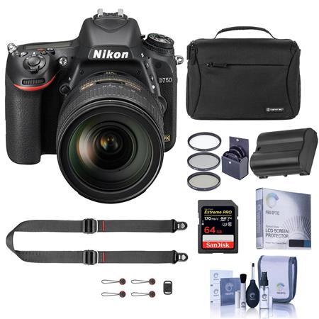 D750 camera