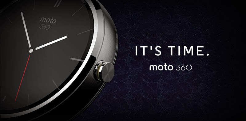 Google has unveiled its Android Wear & Moto 360