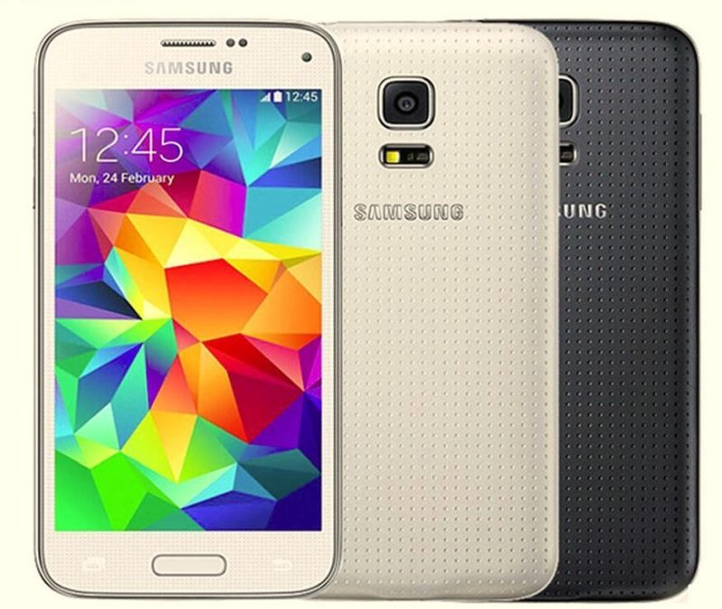 the New Samsung Galaxy S5 mini