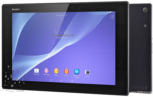 The New Tablet Sony Xperia Z2 from Sony