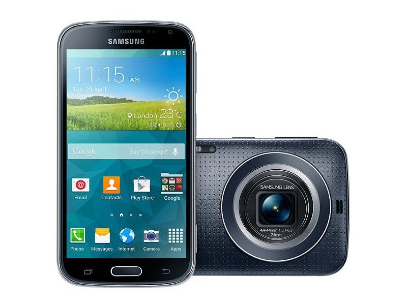 Samsung Galaxy K Zoom available to pre-order