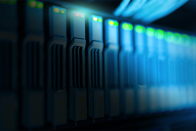 Sales of robust converged systems in a sluggish market