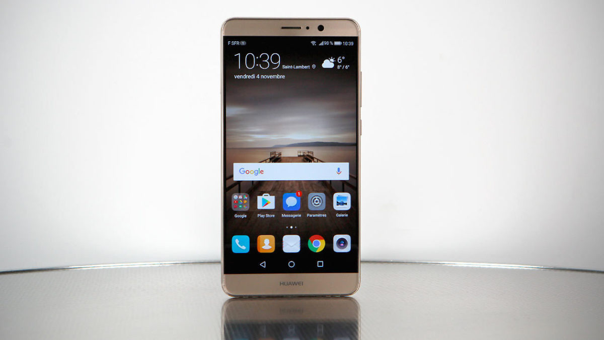 Huawei Mate 9: a successor to the Galaxy Note 7?