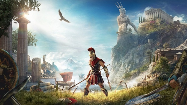 Assassin's Creed Odyssey will be free this weekend
