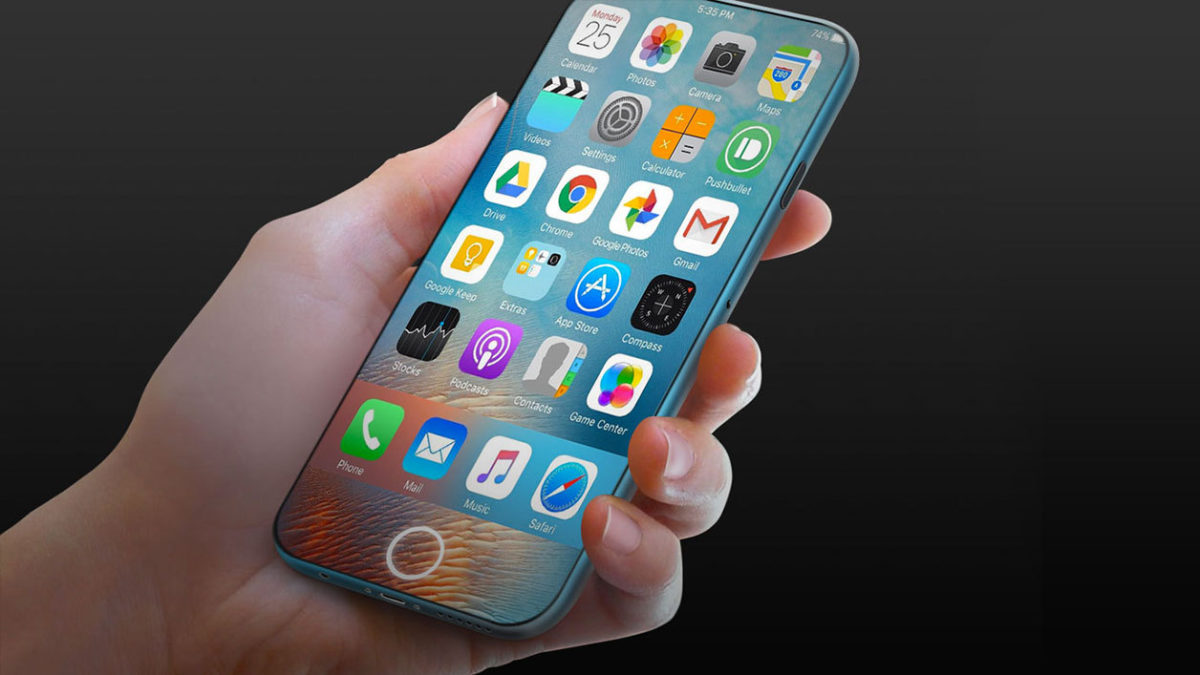 iPhone 8: here's what that might look like the next Apple smartphone