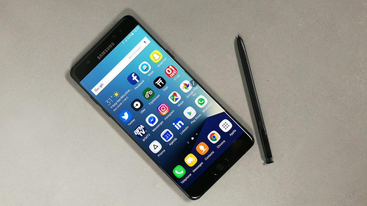 Will the death of the Smartphone Galaxy Note 7 be an ecological disaster?