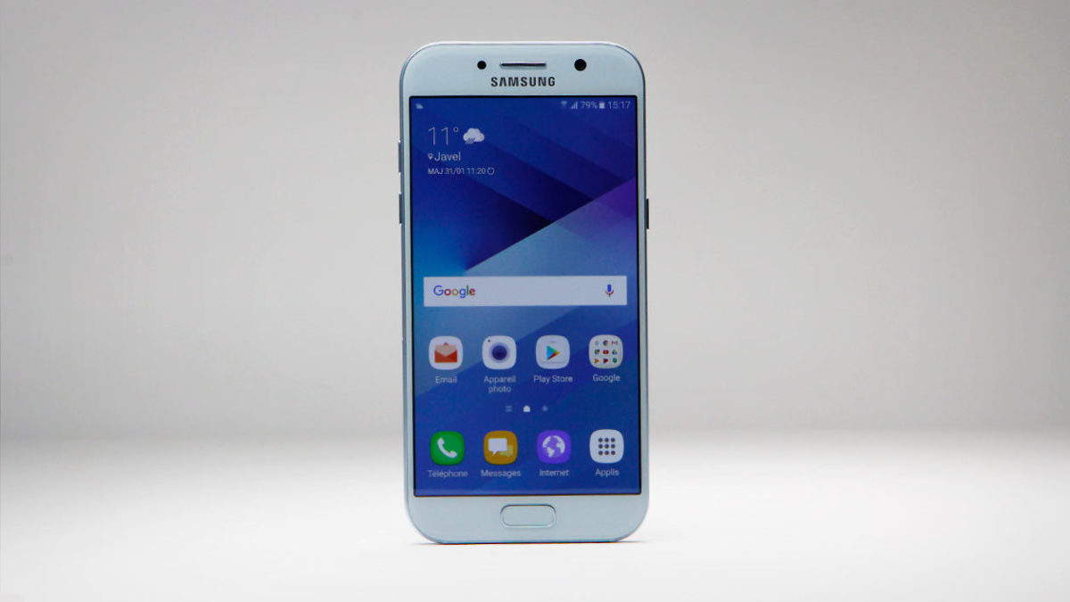 smartphone Galaxy A5, the value of Samsung