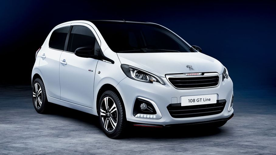 And why not an electric Peugeot 108?