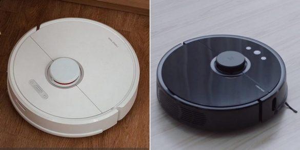 robot vacuums