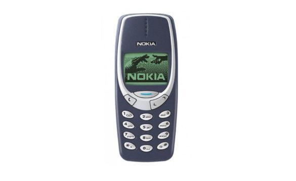 legendary Nokia 3310