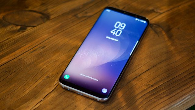 Galaxy S8 Plus: Smartphone that will fill your eyes