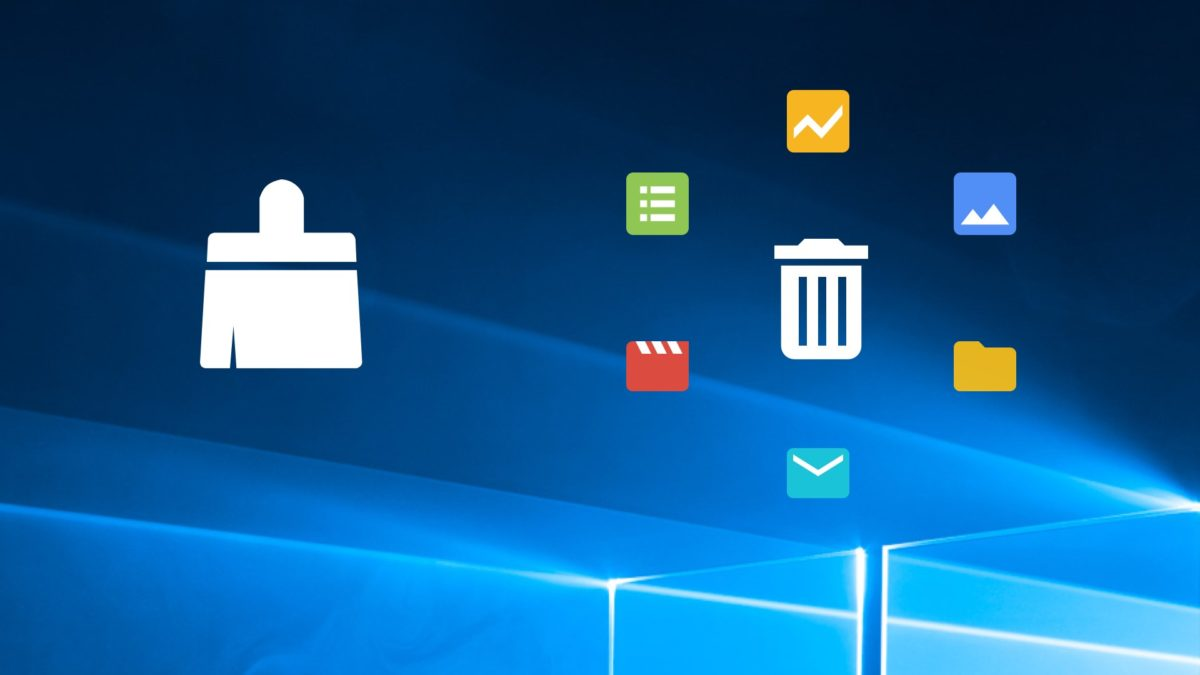 How to remove junk files and refresh your pc