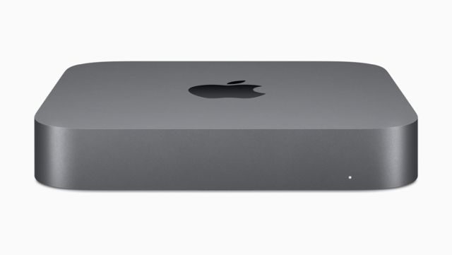 Mac mini from Apple: Double the storage space
