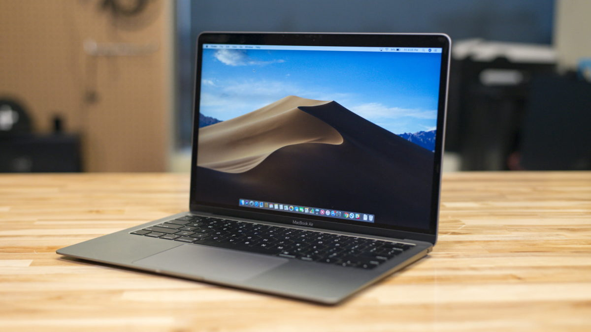 Apple: The first tests of the MacBook Air are promising