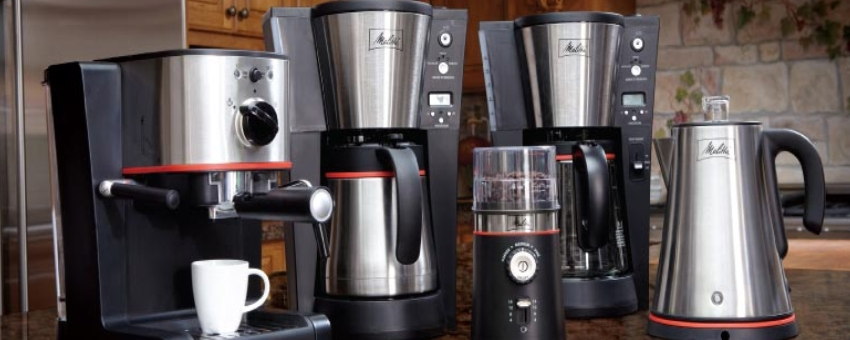 Melitta renews its entry-level coffee makers