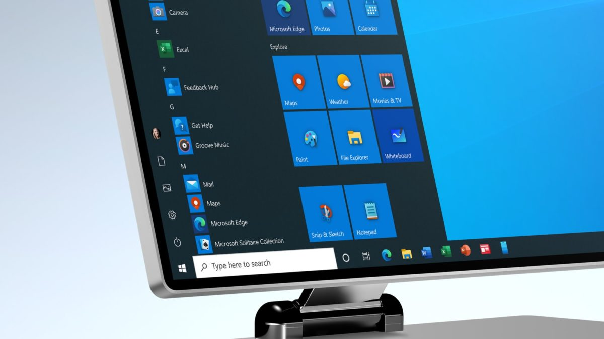 Windows 10 : Microsoft updates 55 icons of the system