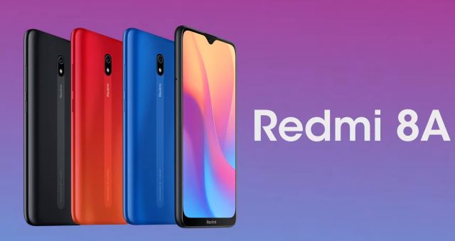 Xiaomi Redmi 8A: the entry-level evolves subtly