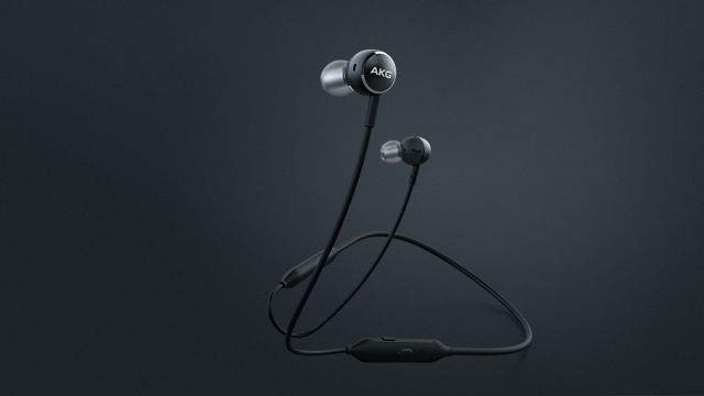 AKG Y100: simple and efficient Bluetooth intras
