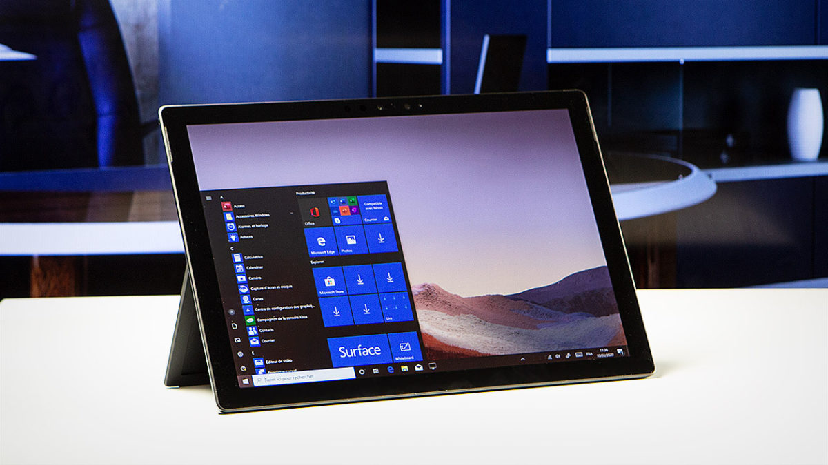 The Microsoft Surface Pro 7, is it finally the perfect Windows tablet?