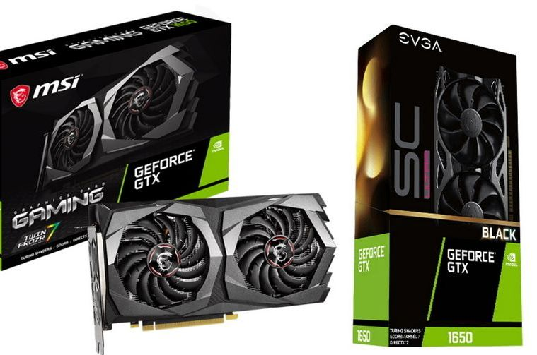 Nvidia Releases the GeForce GTX 1650