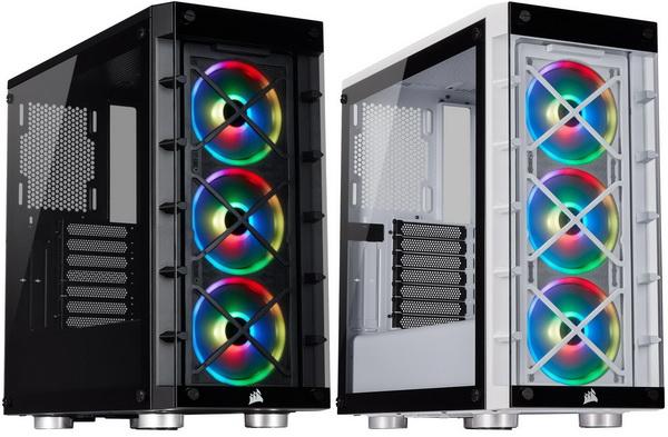 Corsair iCUE 465X RGB box