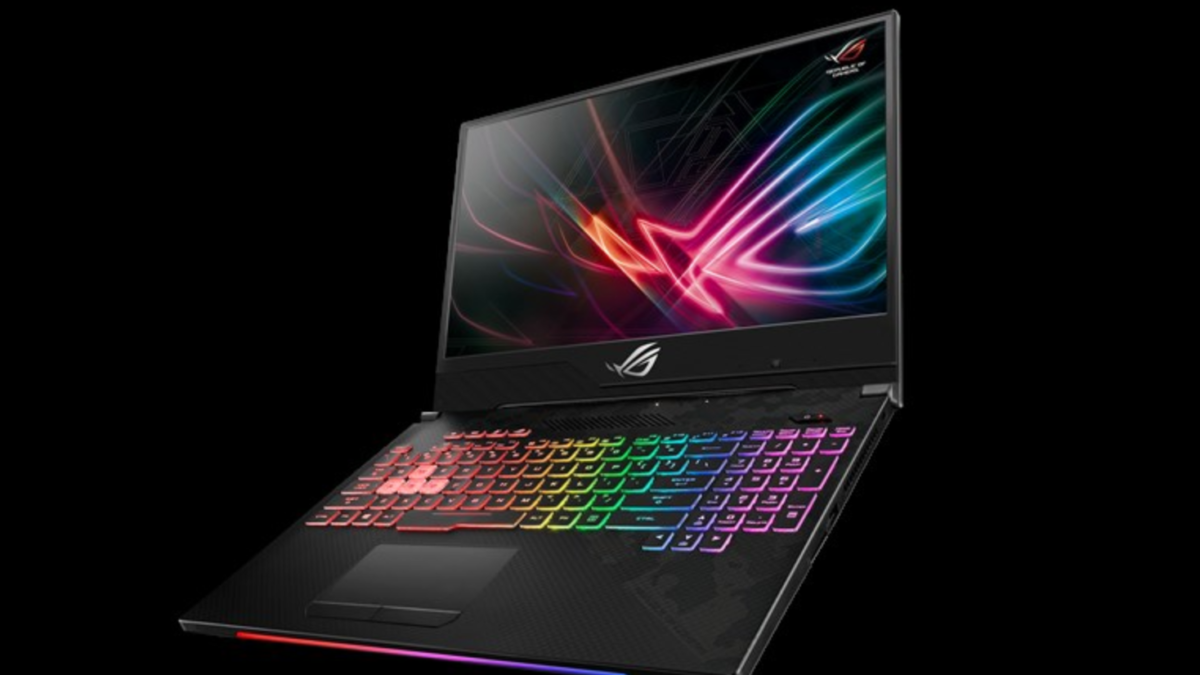 ROG Strix SCAR 15-and 17-inch : Asus further enhances its notebook PCS tailored for e-Sports