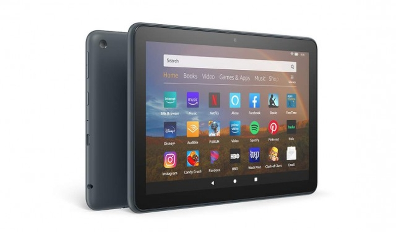 Amazon Fire HD 8 : A good and cheap Android tablet
