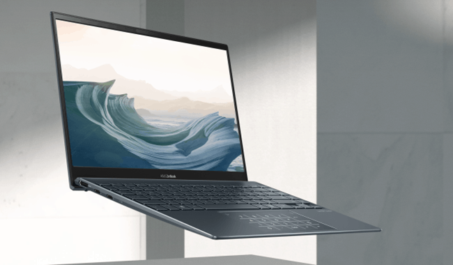 It's thin, but it has all the pots! Asus' new Zenbook 13, 14 released