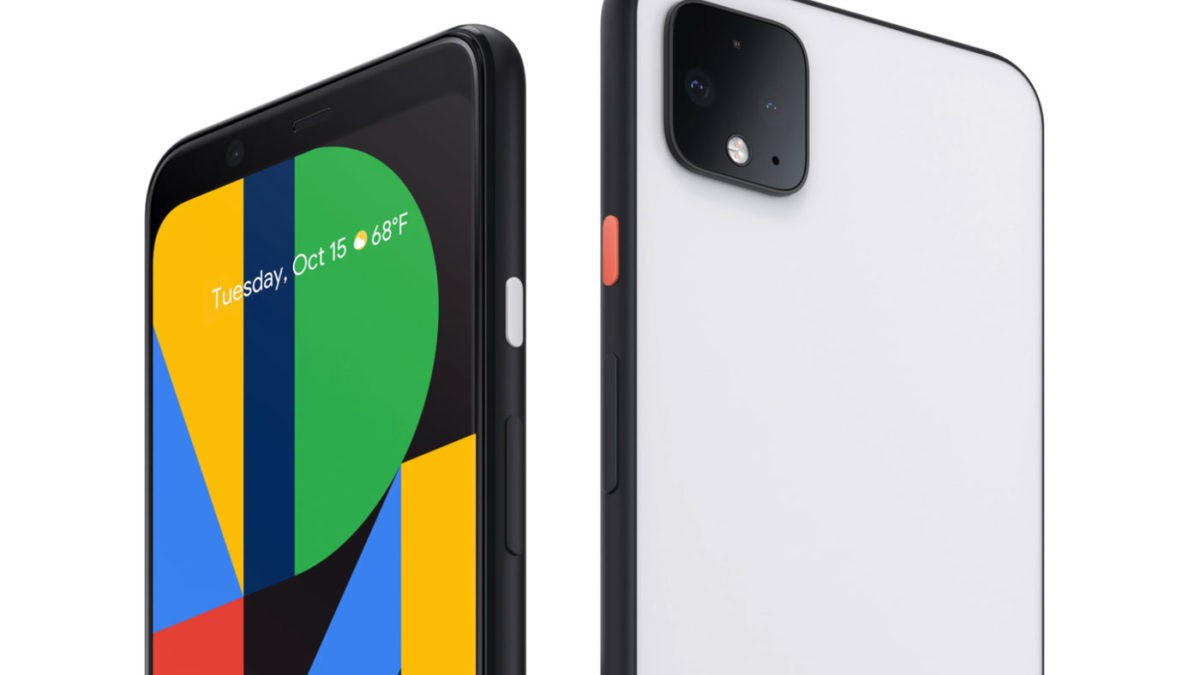 Good deal: the Pixel 4 is down -44% on Amazon