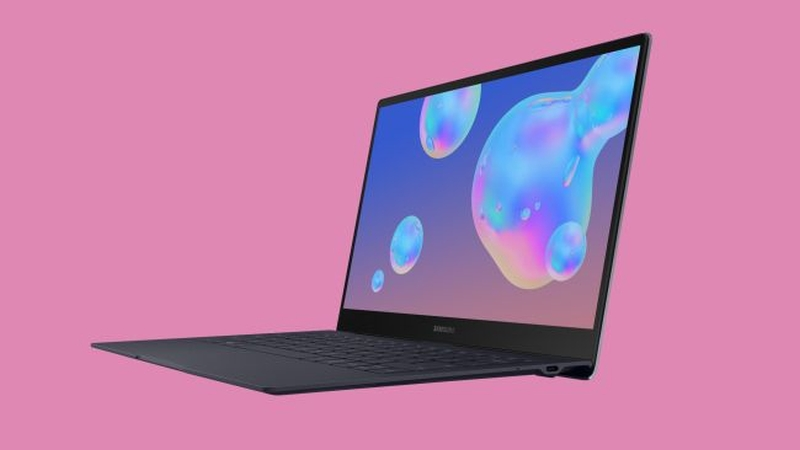 Samsung Galaxy Book S : laptop with Intel's new Lakefield hybrid chip inside